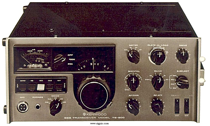 kenwood transceiver pictures